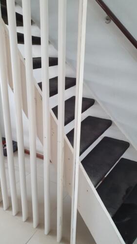 metamorfose van een trap